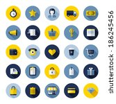 modern flat vector icons set of ...