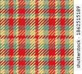 madras seamless pattern of... | Shutterstock .eps vector #1862515189