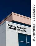 Small photo of Social Security Administration Office Building in the United States