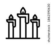 vector illustration of three... | Shutterstock .eps vector #1862590630