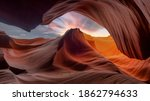 Antelope Canyon   Abstract...