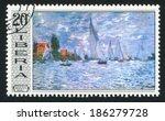 Liberia   Circa 1969  Stamp...