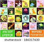 a vector illustration of... | Shutterstock .eps vector #186317630