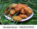 Thekua Is An Indian Sweet Dish...