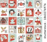 calendar for new year and...   Shutterstock .eps vector #1863276976