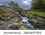 Ashness Bridge Is An Old...