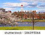 Harvard In The Spring