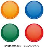 buttons | Shutterstock .eps vector #186406973