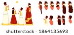 illustration of south indian...   Shutterstock .eps vector #1864135693