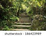 Stone Steps At Phong Nha Ke...
