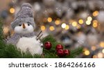 Christmas Festive Background ...