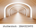 wood background. abstract... | Shutterstock . vector #1864323493