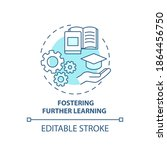 Fostering Further Learning...