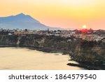 Procida Island  Campania  Italy ...