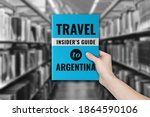 travel insider's guide book to...   Shutterstock . vector #1864590106