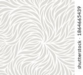 seamless abstract white and ... | Shutterstock .eps vector #1864665439