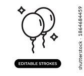 vector illustration of two...   Shutterstock .eps vector #1864684459
