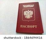 Passport Of A Citizen Of The...