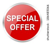 special offer icon | Shutterstock . vector #186485066