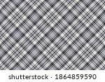 seamless pattern of scottish... | Shutterstock .eps vector #1864859590