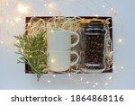 Christmas Gift Basket With...