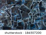 abstract composition and ... | Shutterstock . vector #186507200