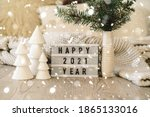 Happy New Years 2021. Christmas ...
