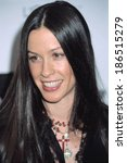 Small photo of Alanis Morissette at GLAMOUR WOMEN OF THE YEAR, NY 10/28/2002