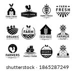 vector illustration set of... | Shutterstock .eps vector #1865287249