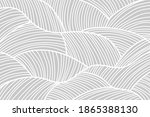 vector wavy background. gray...   Shutterstock .eps vector #1865388130