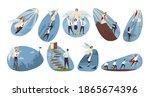 religion  business support ...   Shutterstock .eps vector #1865674396