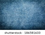 Close Up Of Texture Of Blue...