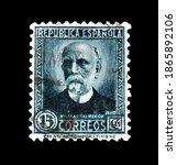 Spain   Circa 1931   Cancelled...