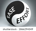 Ease And Effort In Balance  ...