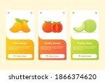 fruits fresh mango healthy...