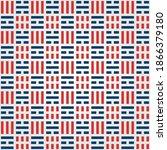 korean pattern background with... | Shutterstock .eps vector #1866379180