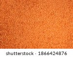 Red Lentils Background. Red...