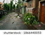 Blurred Image Of Howrah  West...