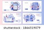 calculator app. tiny people...