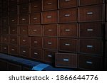 Filing Cabinet With Drawers An...