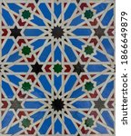 Colors Of The Alhambra Tiles