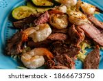 This American Surf And Turf...