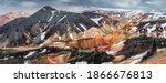 Panoramic Amazing Icelandic...