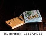A Bundle Of One Hundred Dollar...