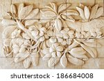 Flower Of Stone Carving Hand...
