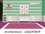room | Shutterstock .eps vector #186695849