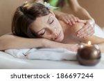 massage | Shutterstock . vector #186697244