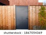 Suburb Door Grey Dark Metal...