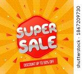 store label. sale  discount ... | Shutterstock .eps vector #1867209730