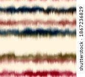 Seamless Faux Striped Tie Dye...